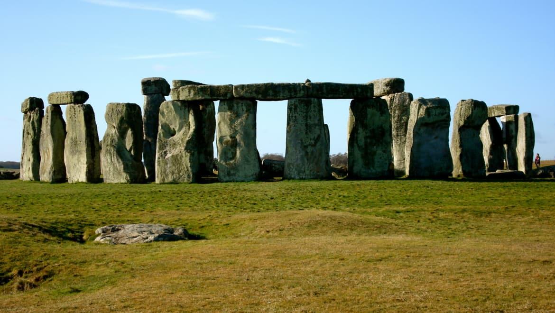 Stonehenge & Glastonbury