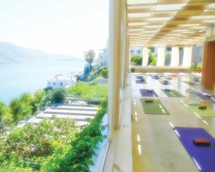 reiki retreat greece