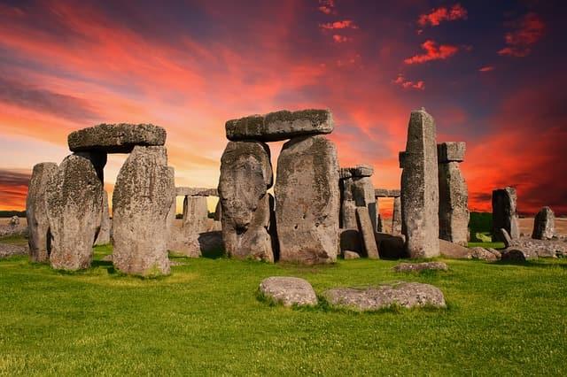 reiki at stonehenge